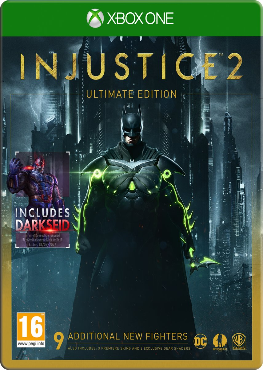 Injustice 2 - Ultimate Edition Xbox One