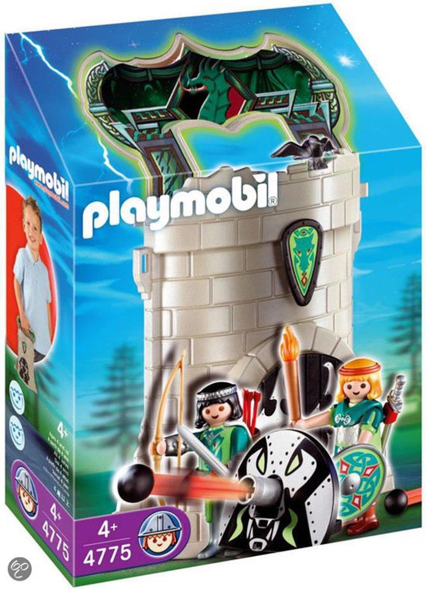 Playmobil Drakenriddertoren - 4775