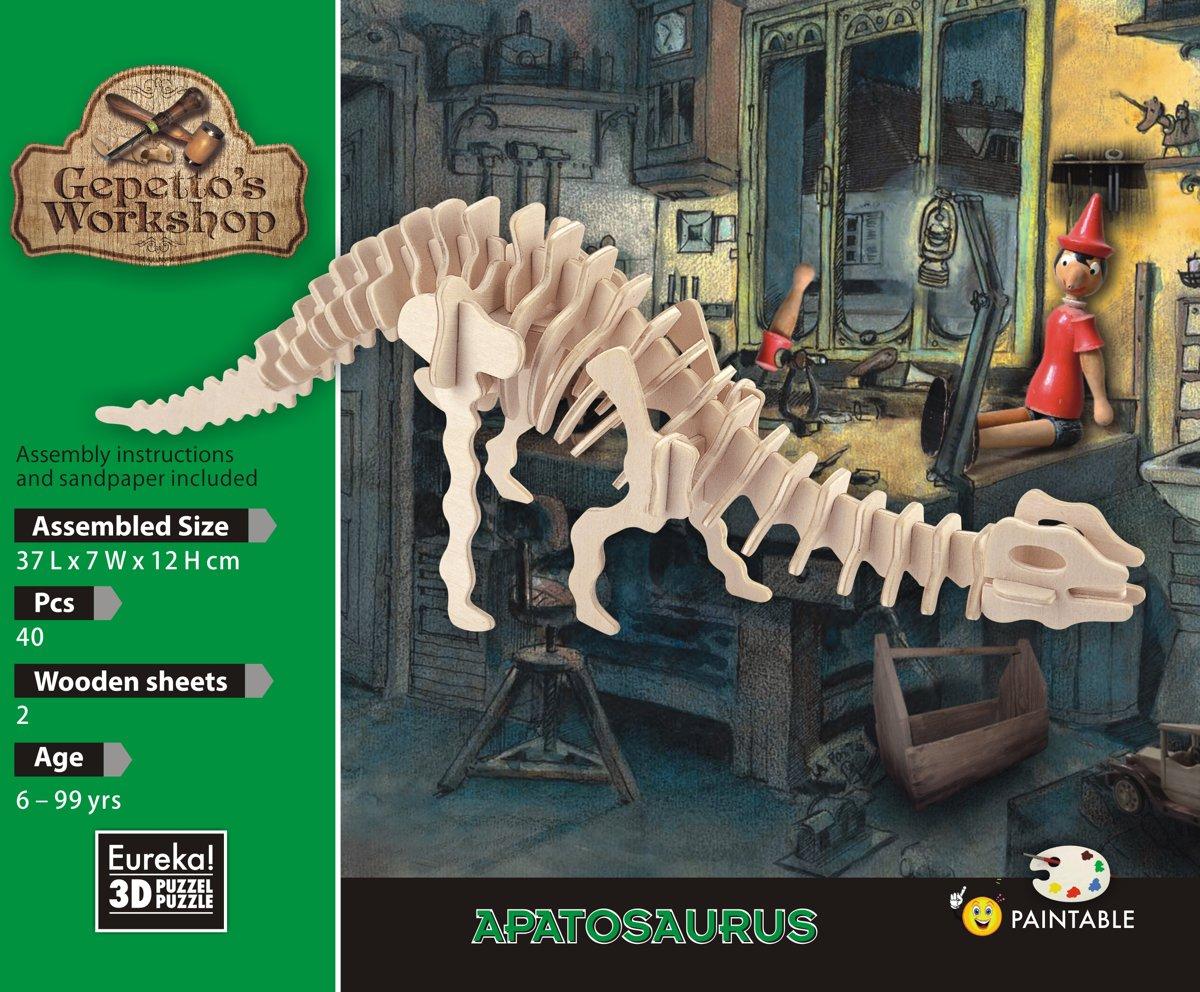 Gepetto's Workshop Apatosaurus