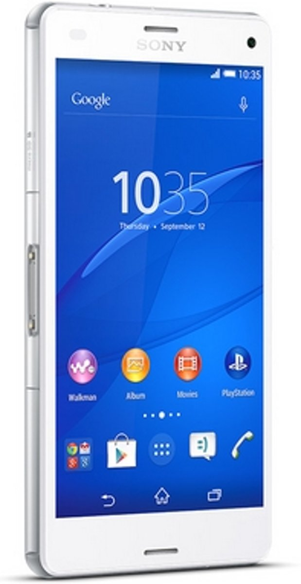 Sony Xperia Z3 Compact - 16GB - Wit kopen