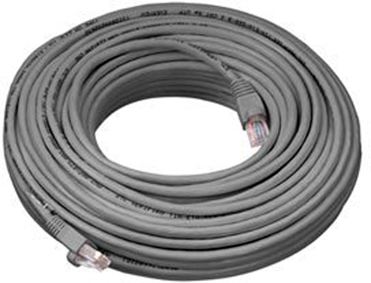 bol.com | Multi-Kabel Cat6 kabel 75m - 24 AWG Solid UTP Ethernet ...