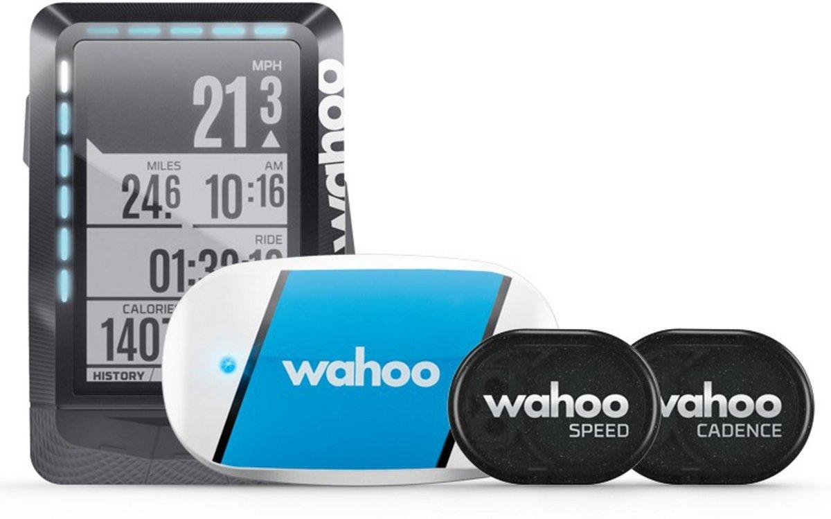 Wahoo Elemnt & tickr & rpm bundel - gps- wifi/ant+/bluetooth 4.0 kopen