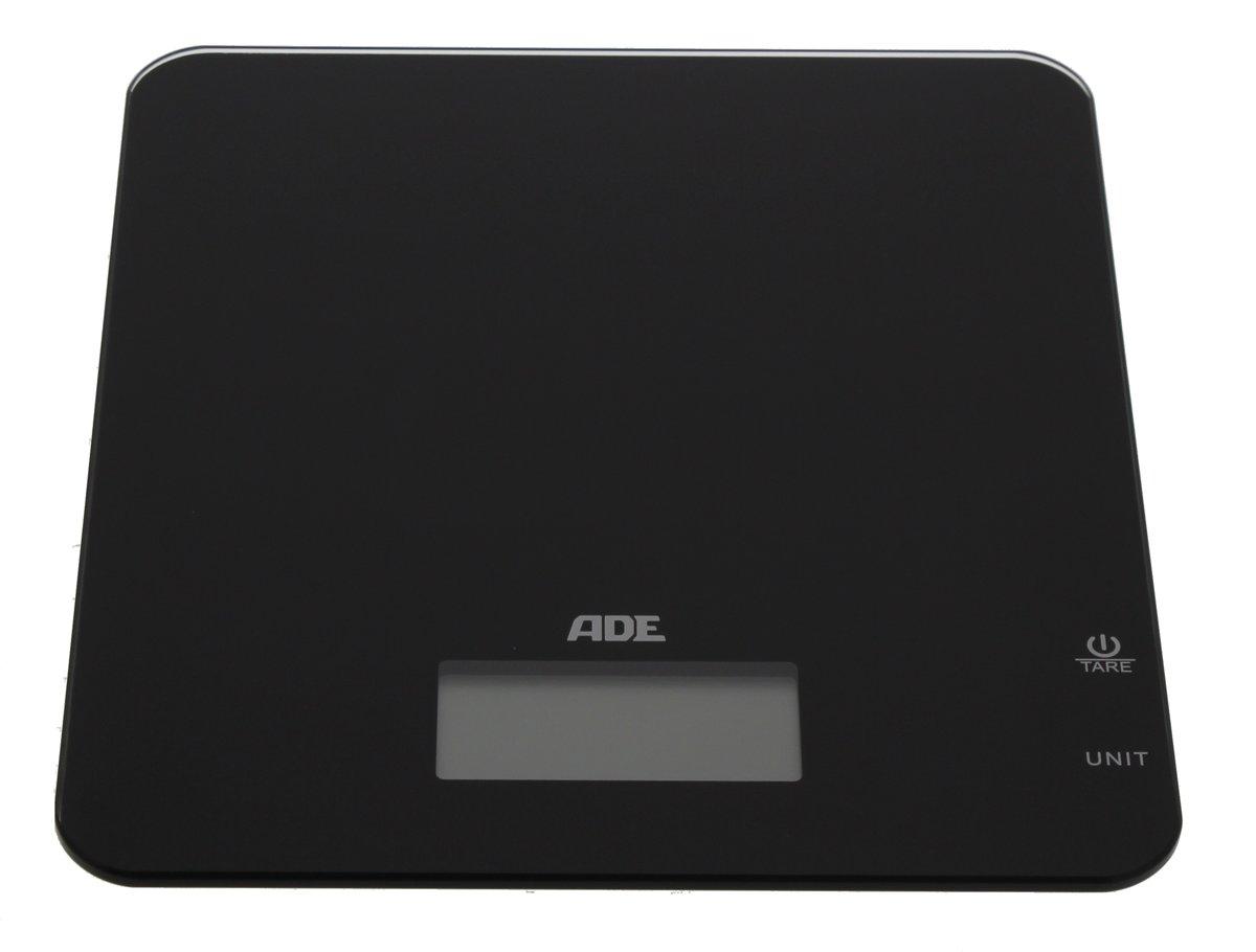 ADE Keukenweegschaal digitaal 'Cleo' - Zwart