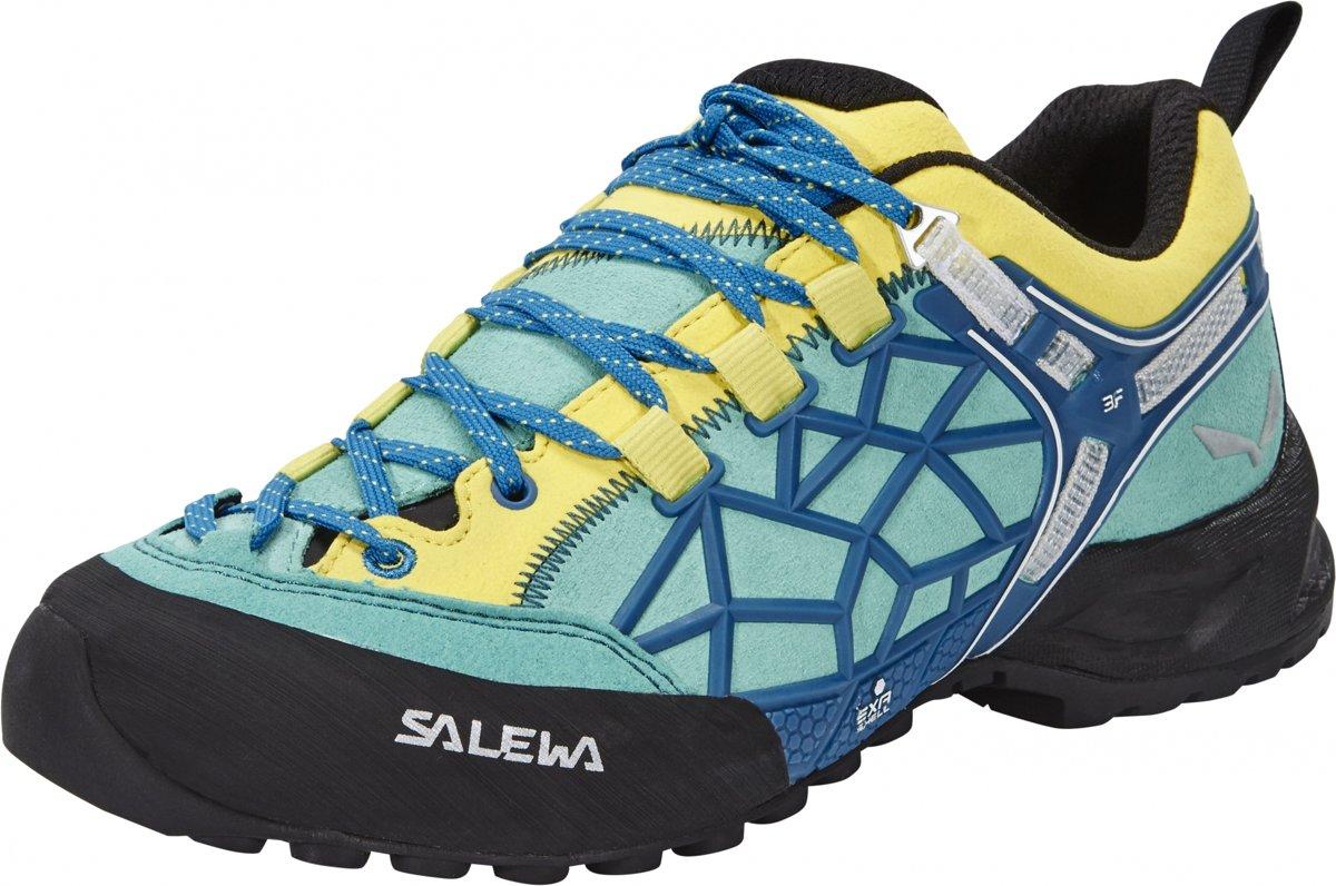 2020 koop het beste geweldige kwaliteit bol.com | Salewa Wildfire Pro approach schoenen Dames geel ...