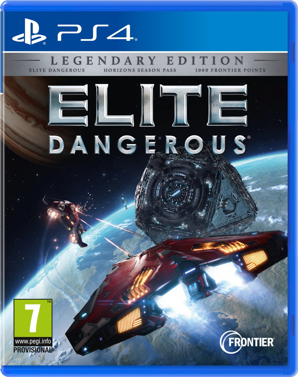 Elite Dangerous - Legendary Edition PlayStation 4