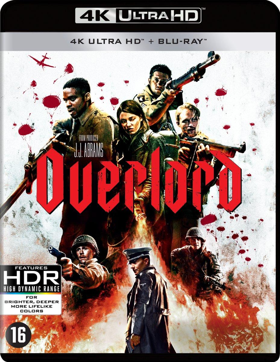 Overlord (4K Ultra Hd Blu-ray)-