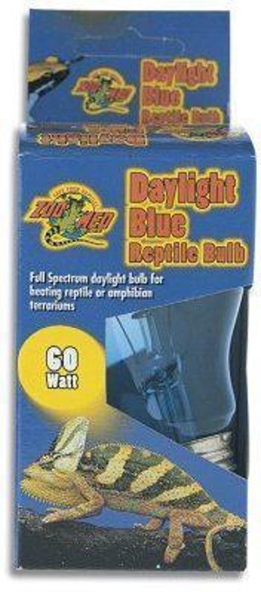 ZM Daylight Blue Reptile Bulb 60 w.
