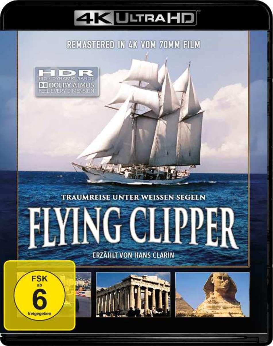 Flying Clipper - Traumreise unter weißen Segeln (Ultra HD Blu-ray)-