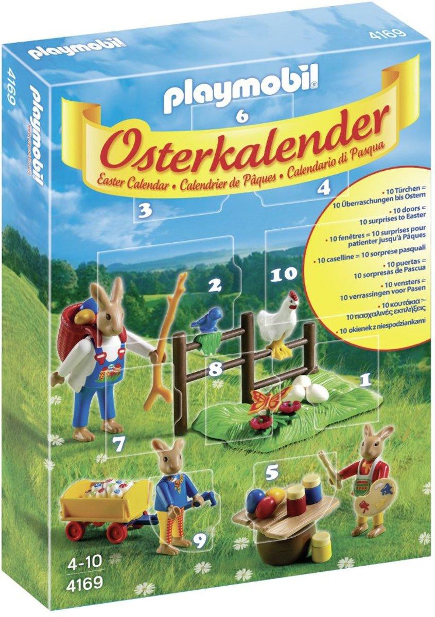 Playmobil Paaskalender - 4169