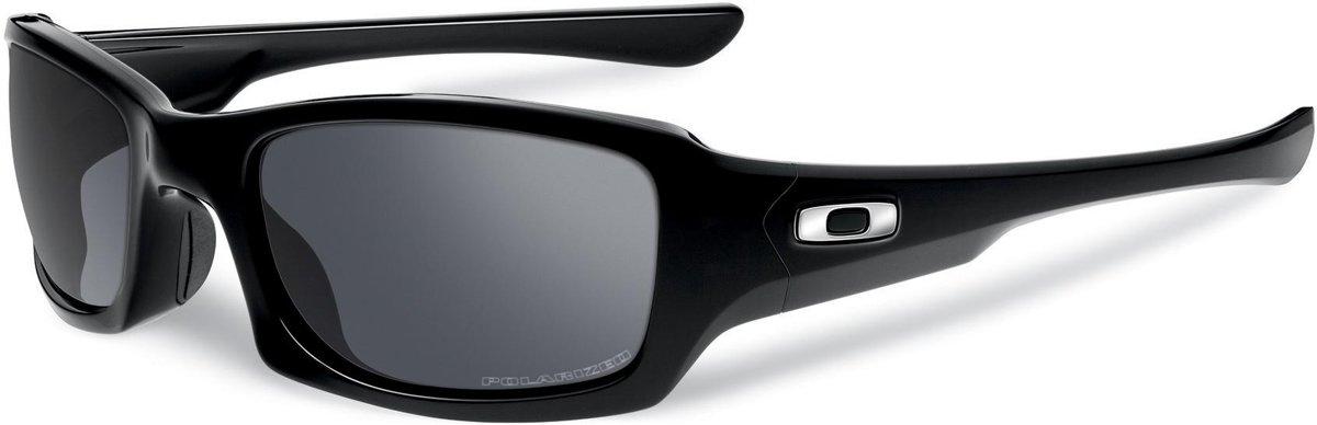 Oakley Fives Squared - Zonnebril - Polished Black kopen