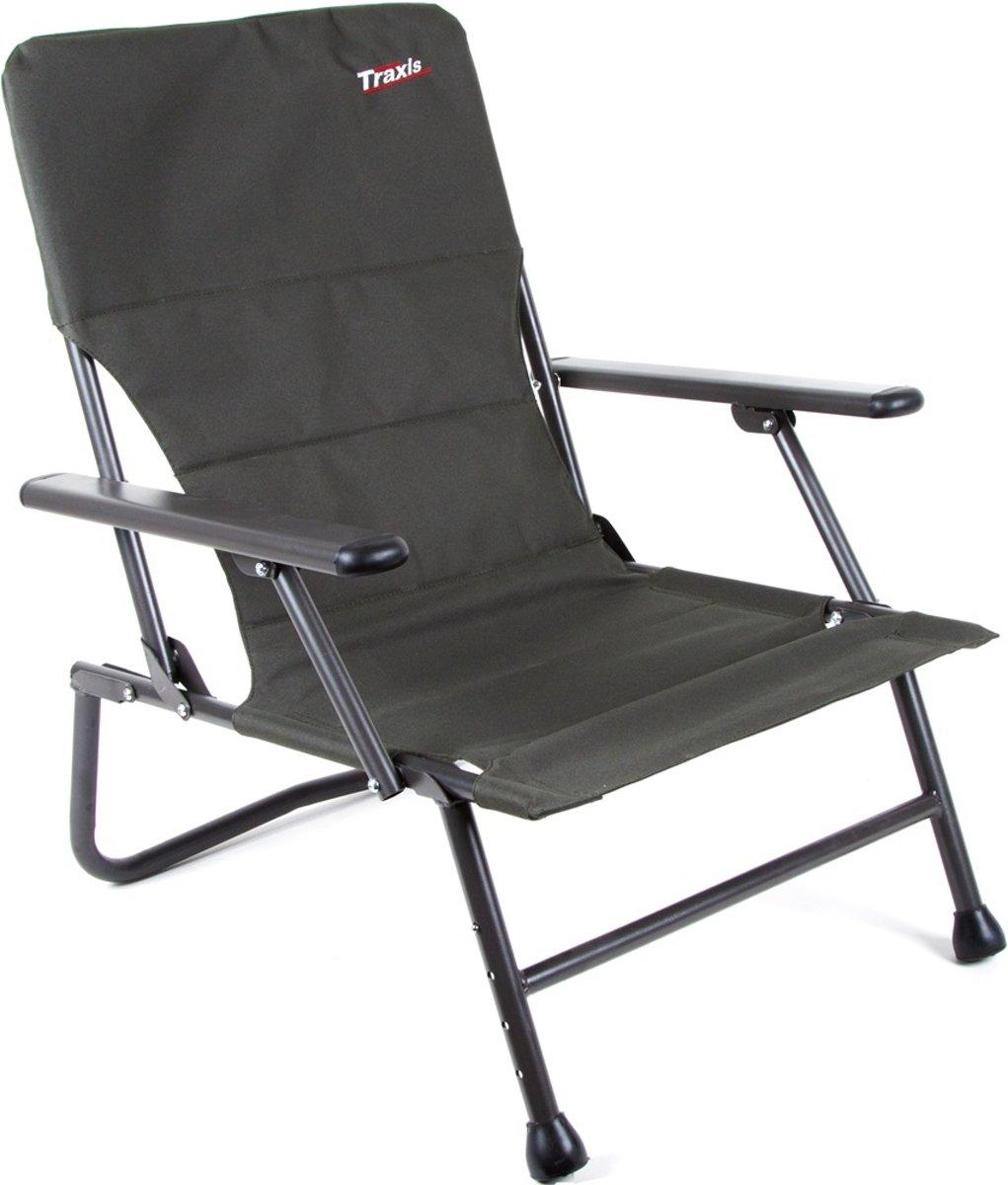 Traxis Basic Chair With Armrest | Stoel