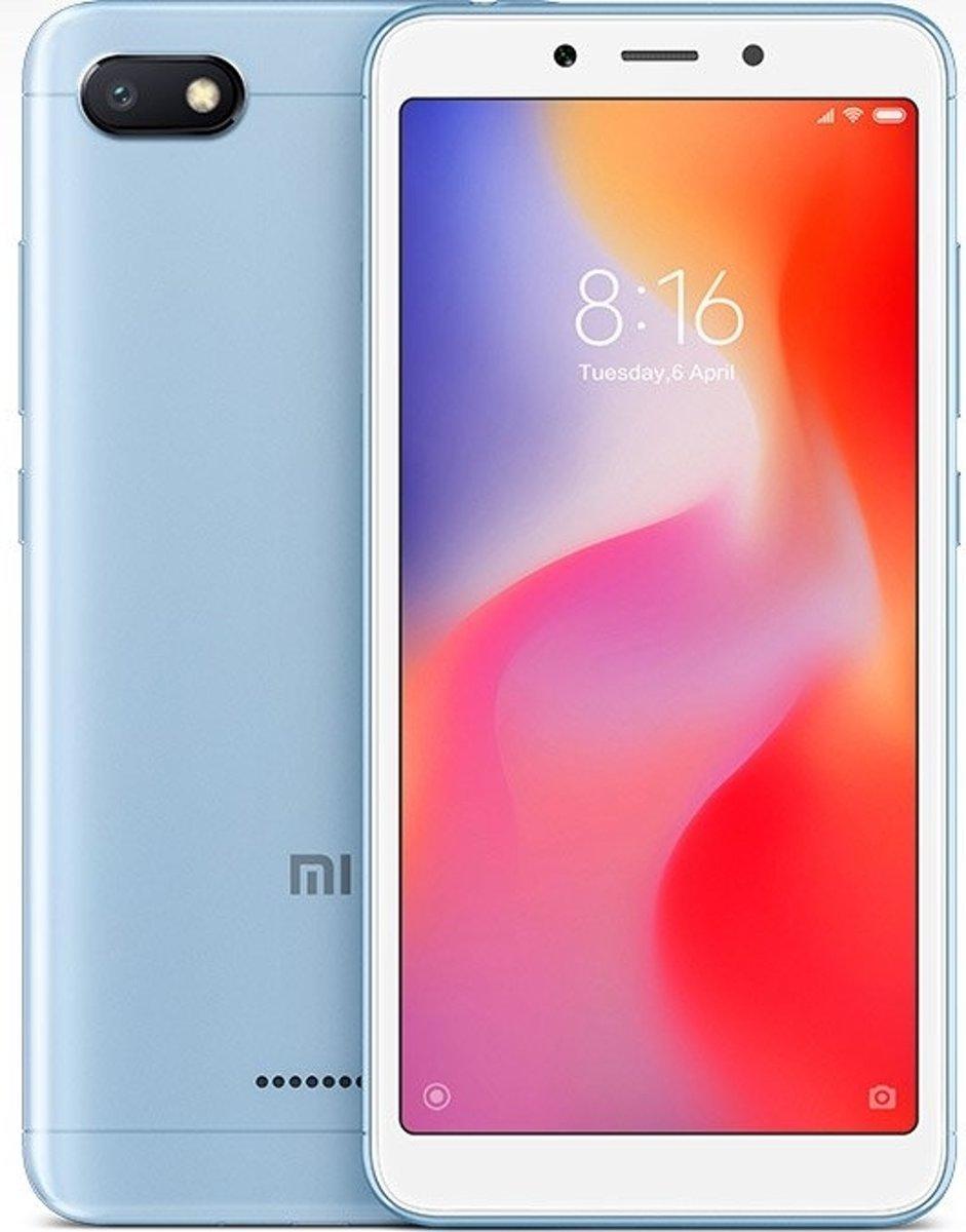 Xiaomi Redmi 6A - 16GB - Dual Sim - Blauw kopen