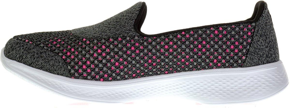 Skechers - 14145 - Slip-on Chaussures De Sport - Femmes - Taille 36 - Bkhp - Noir C7sNGXz3qS