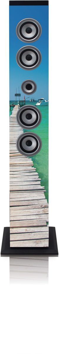 Ices IBT-6 - Bluetooth speaker toren - Sea kopen