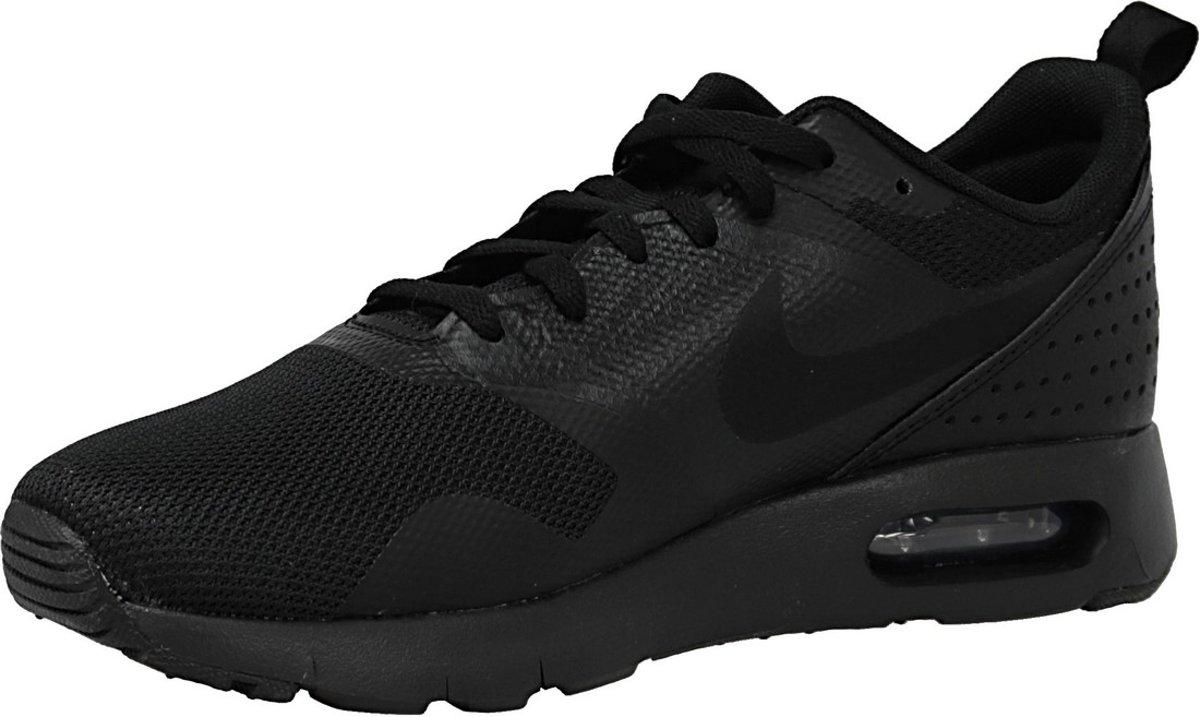 Nike Air Max Tavas GS 814443 005, Kinderen, Zwart, Sneakers maat: 36 EU