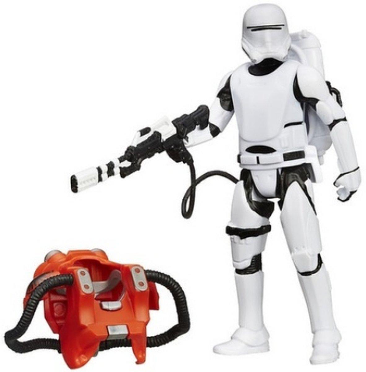 Action figure Star Wars Pack 10 cm Flametrooper