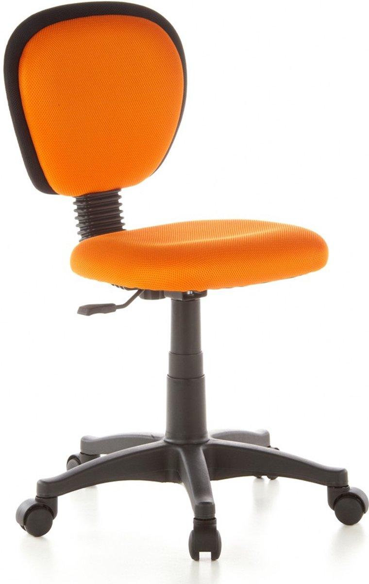 hjh office Kiddy Top - Bureaustoel - Kinder - Oranje kopen