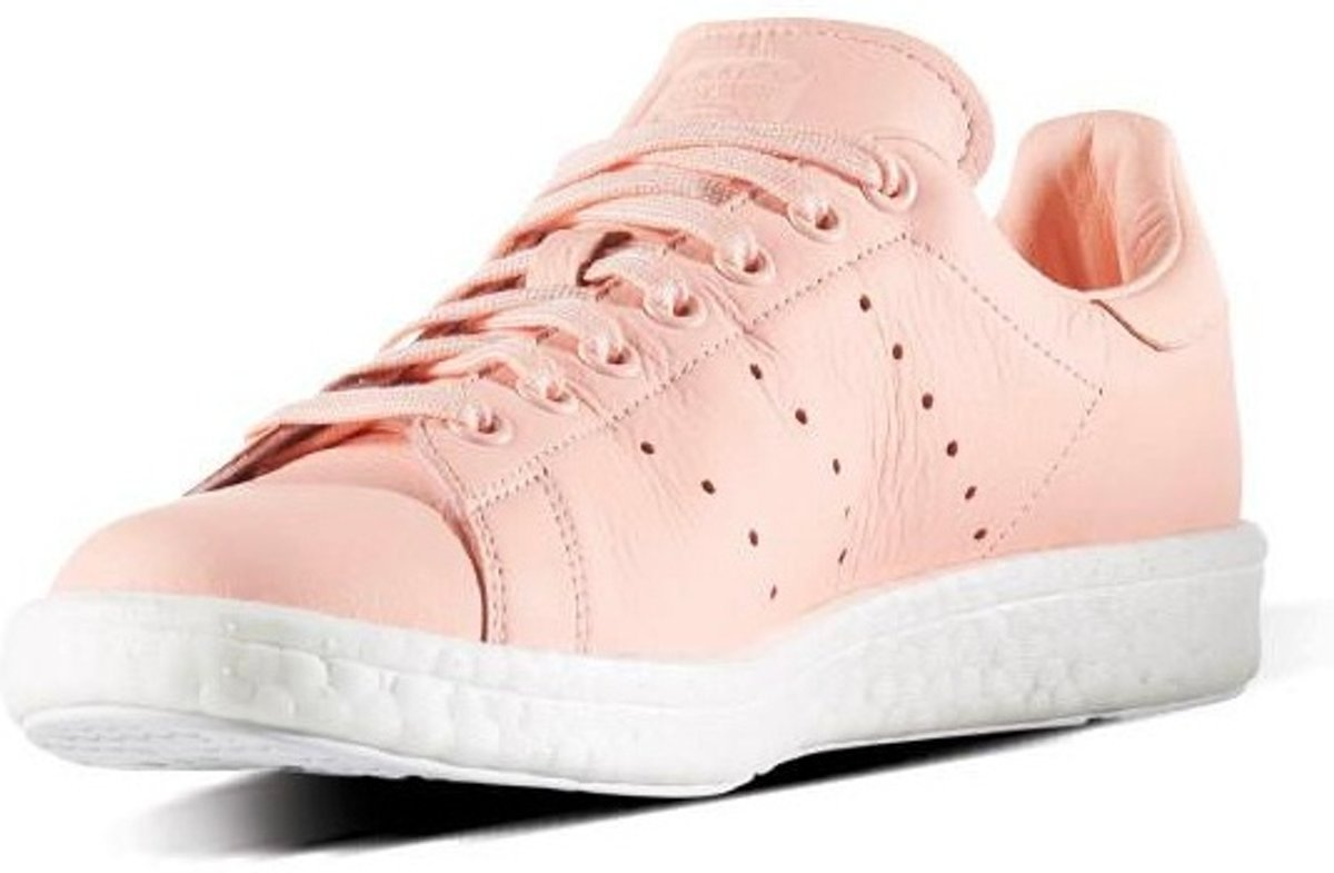 adidas stan smith zalm roze