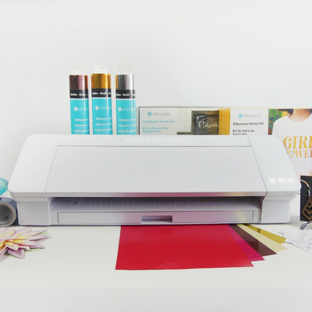 Silhouette Cameo 3 - full option edition - white kopen