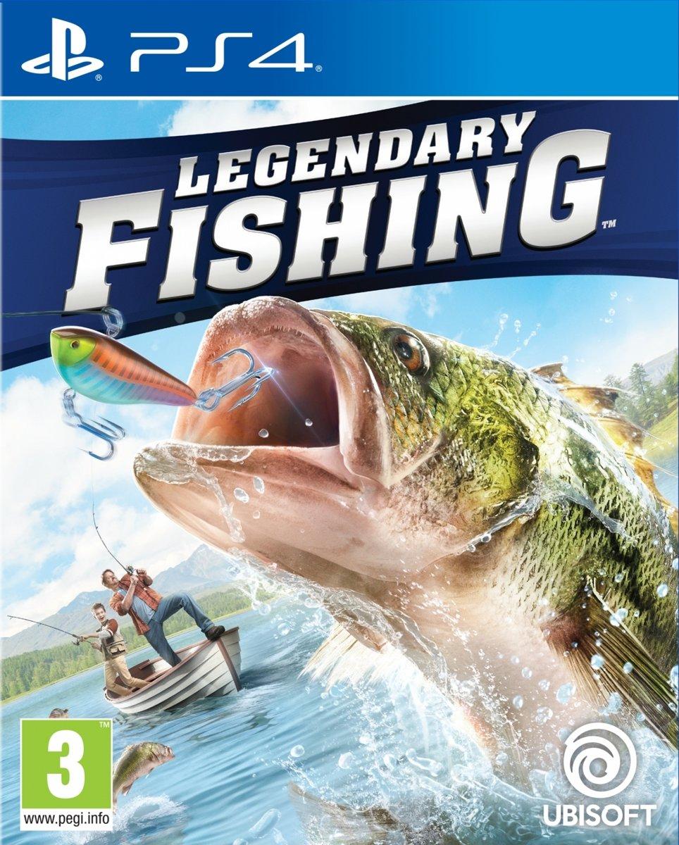 Legendary Fishing PlayStation 4