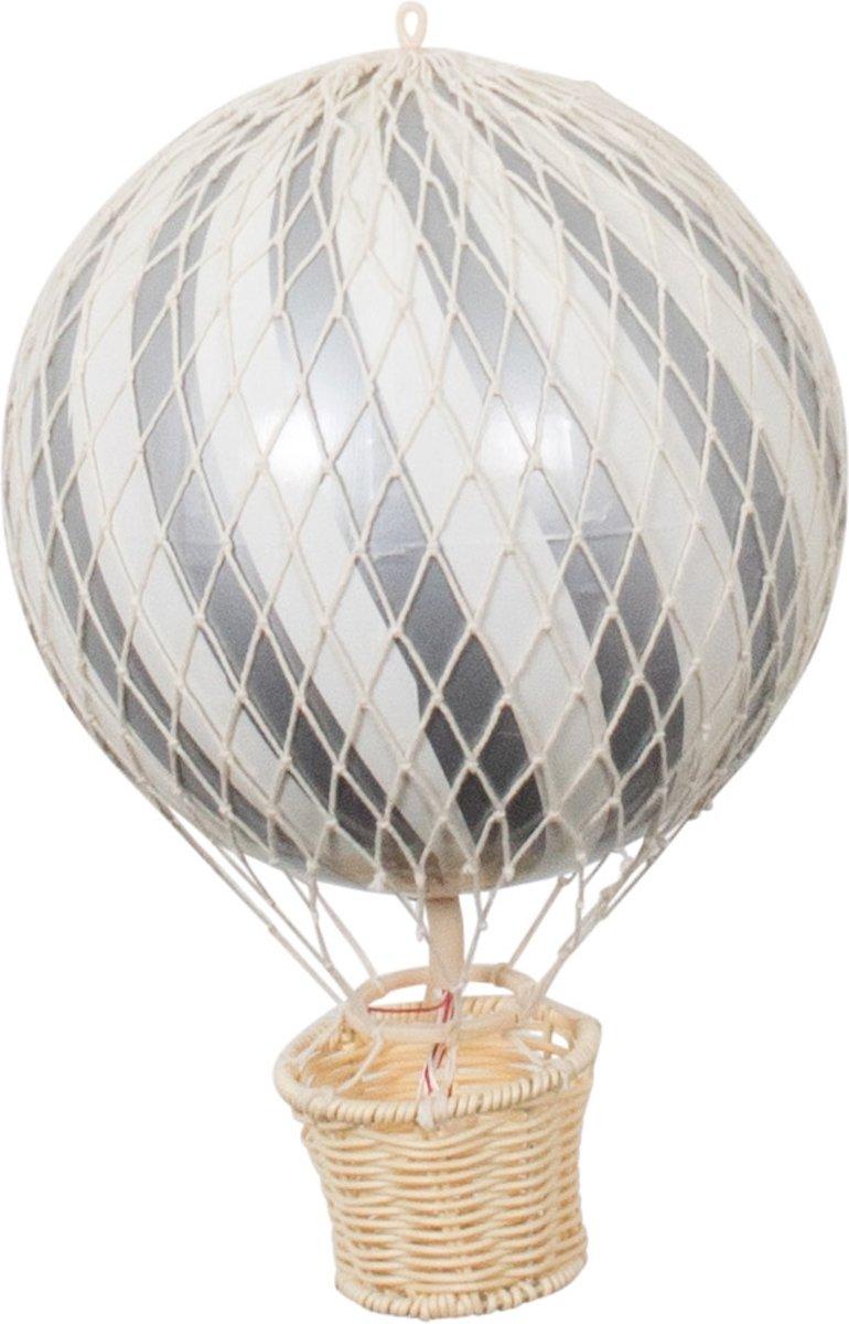Filibabba - Luchtballon - Zilver 20cm - One size