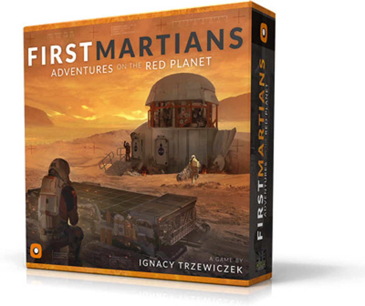 First Martians - Adventures of the Red Panet