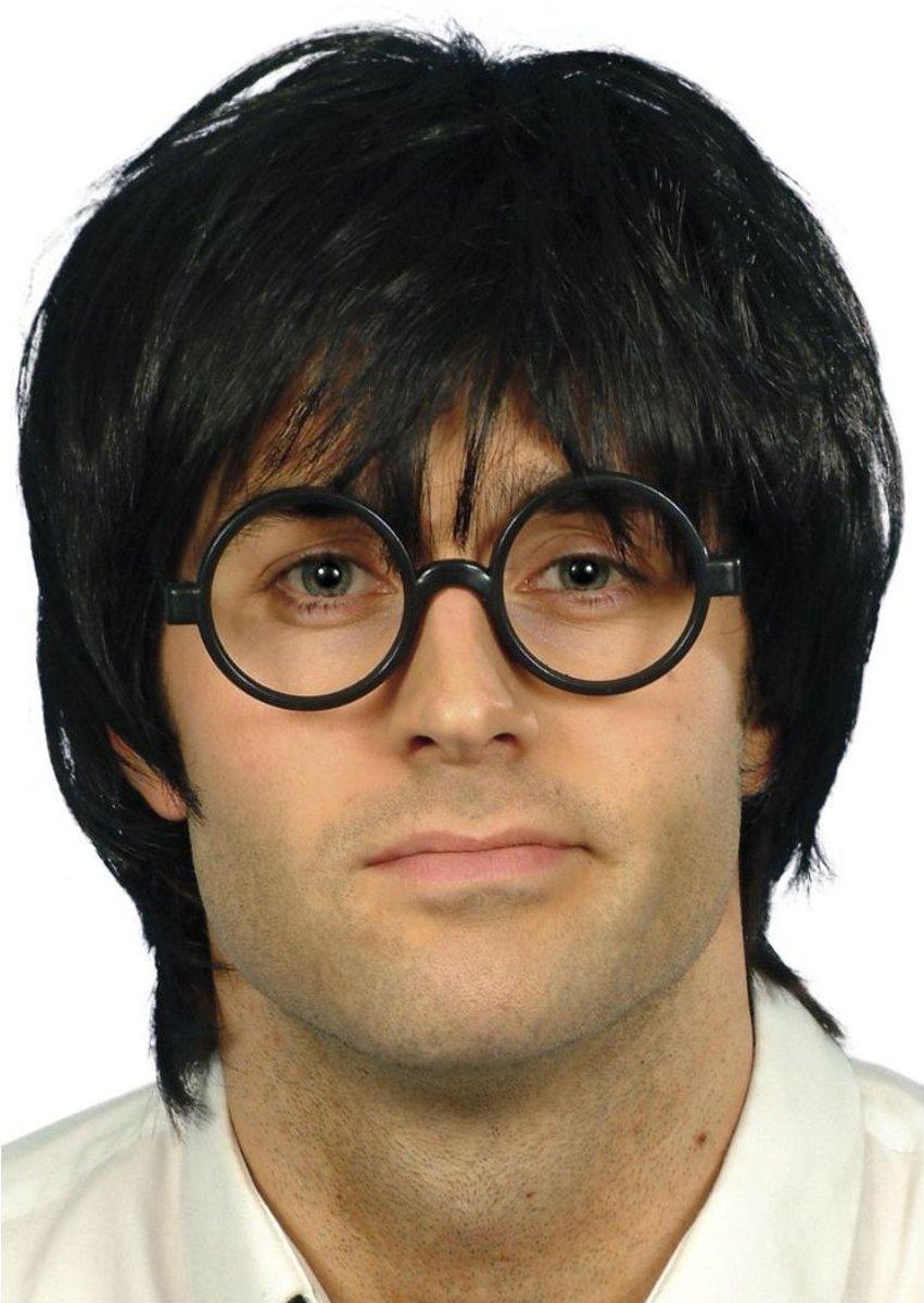 Harry Potter pruik + bril kopen