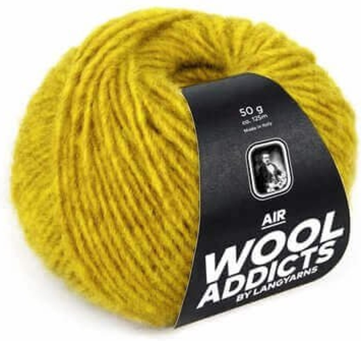 Lang Yarns Wooladdicts Air oker 11 kopen