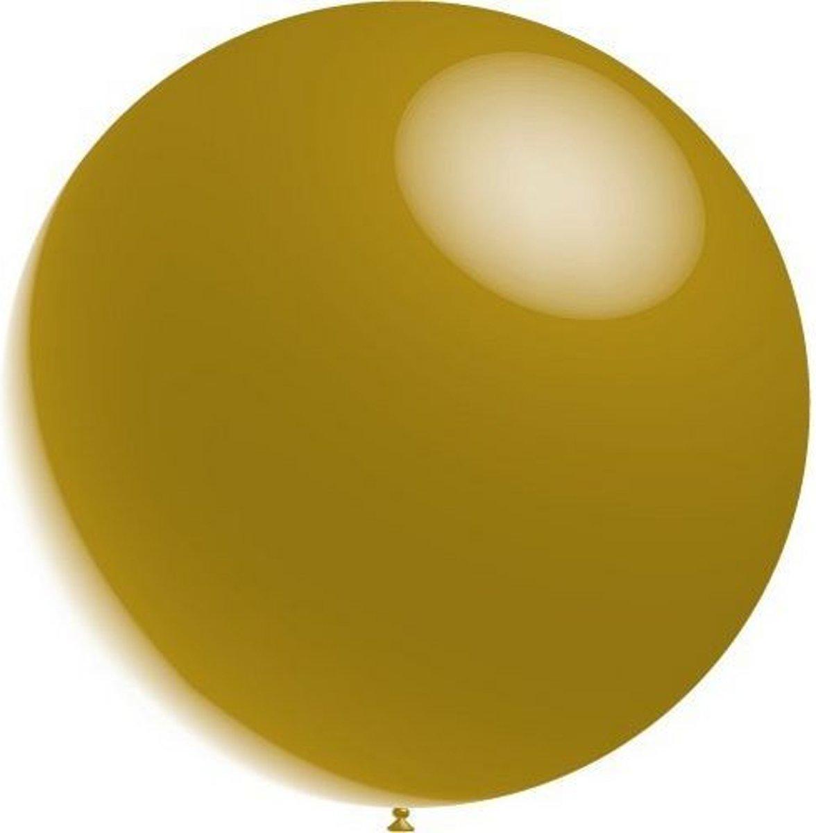 Gouden Reuze Ballon Metallic 60cm kopen