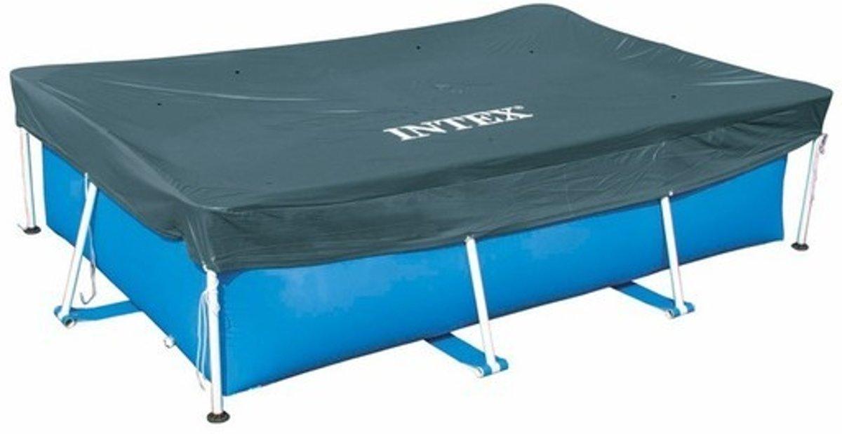 Intex afdekzeil zwembad 300 x 200 centimeter