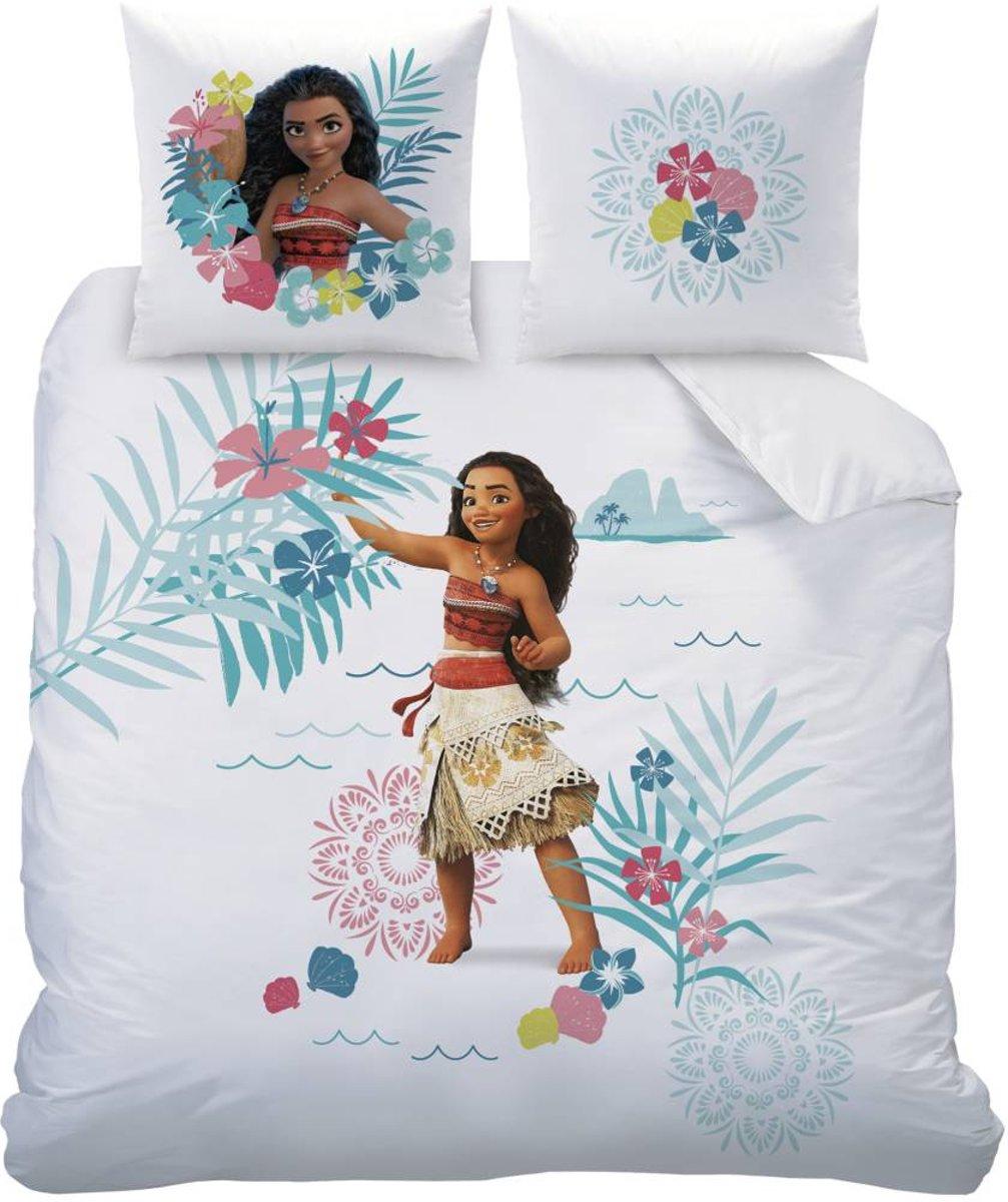 Disney Vaiana Alizee - Dekbedovertrek - Tweepersoons - 200 x 200 cm - Multi kopen