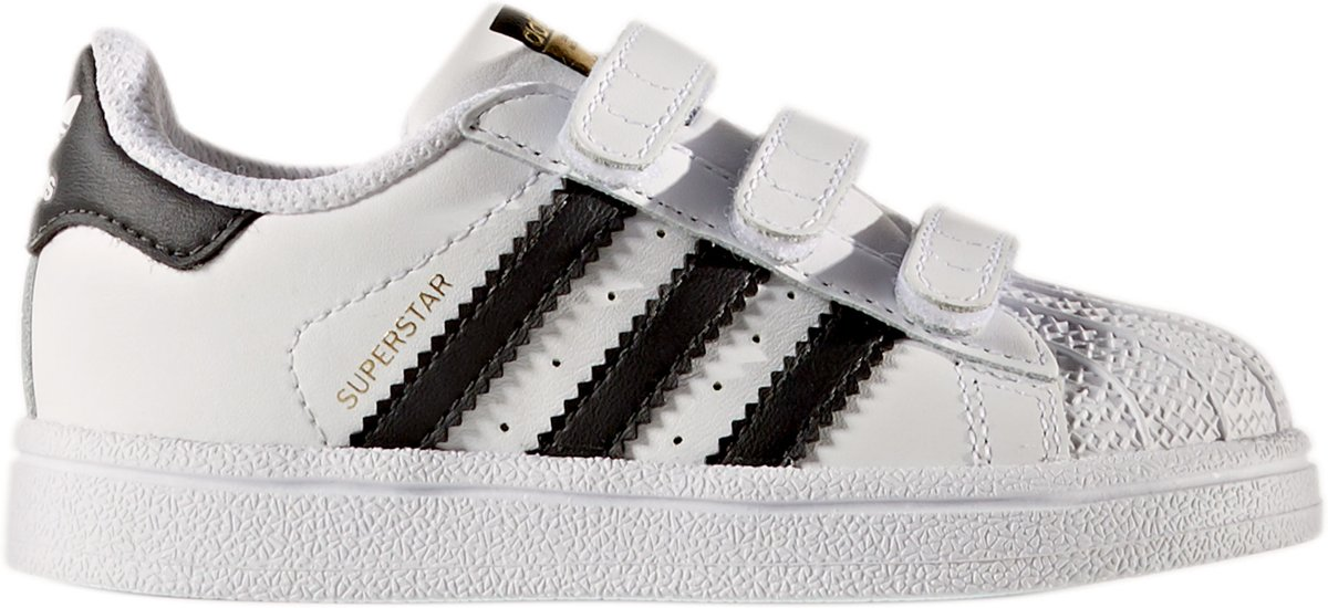 official photos acfb8 3ebde bol.com  Adidas Meisjes Sneakers Superstar Cf I - Wit - Maat