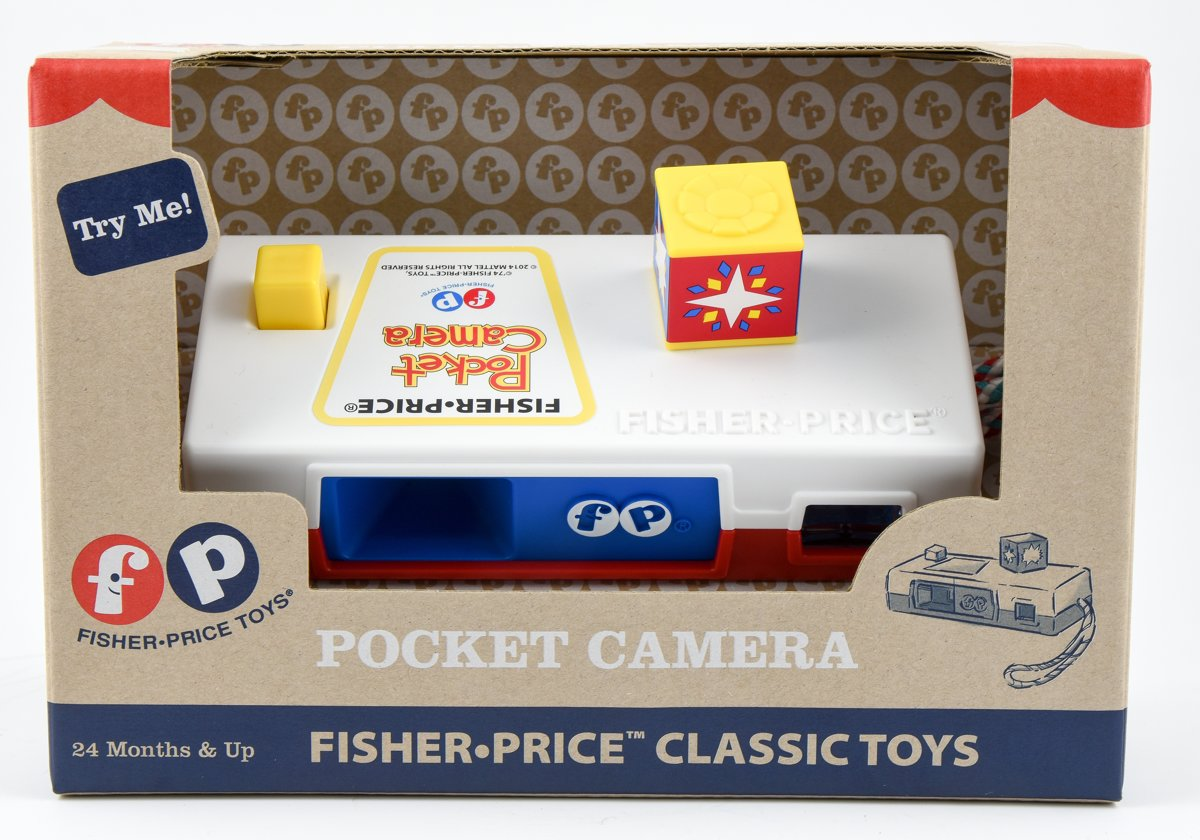 Fisher Price - Pocket Camera