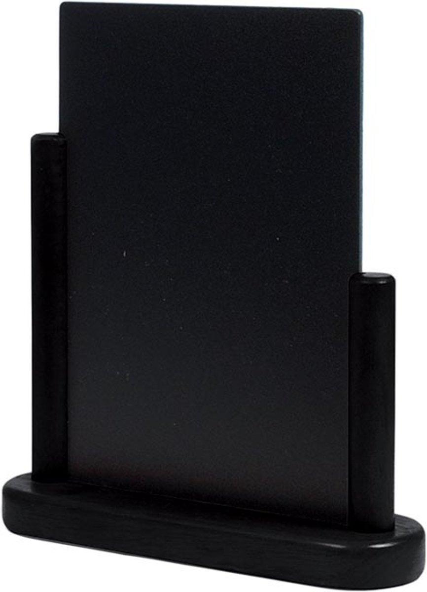 4x Securit tafelkrijtbord Elegant A5, zwart kopen
