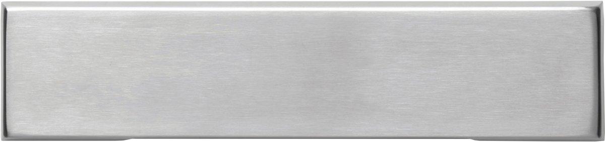 Intersteel - Briefplaat - rechthoek verdekt - RVS - 0035.400061 kopen
