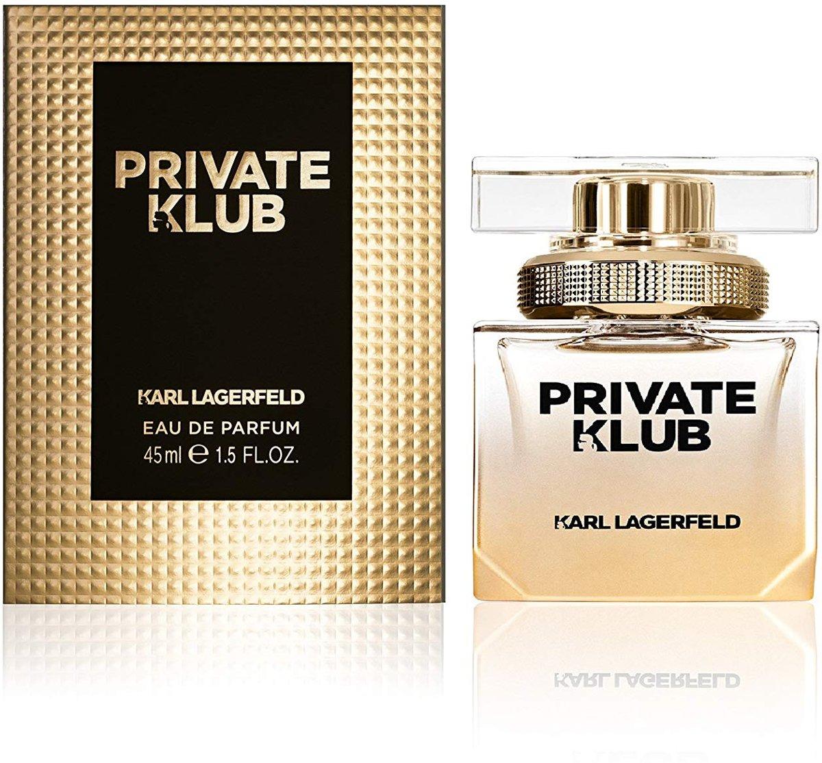 Karl Lagerfeld Private Klub Eau de Parfum Spray 45 ml