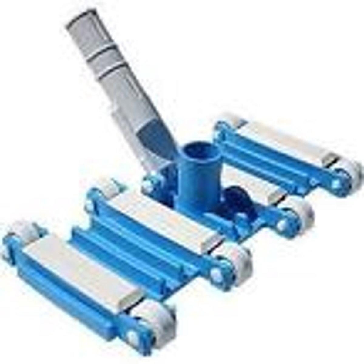 Poolstyle flexibele bodemzuiger