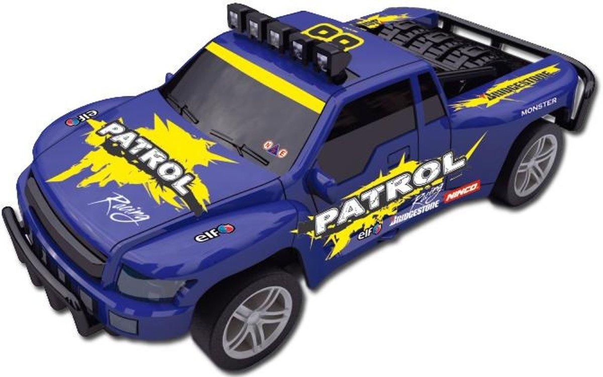 Ninco Slot Patrol auto schaal 1:43 blauw kopen