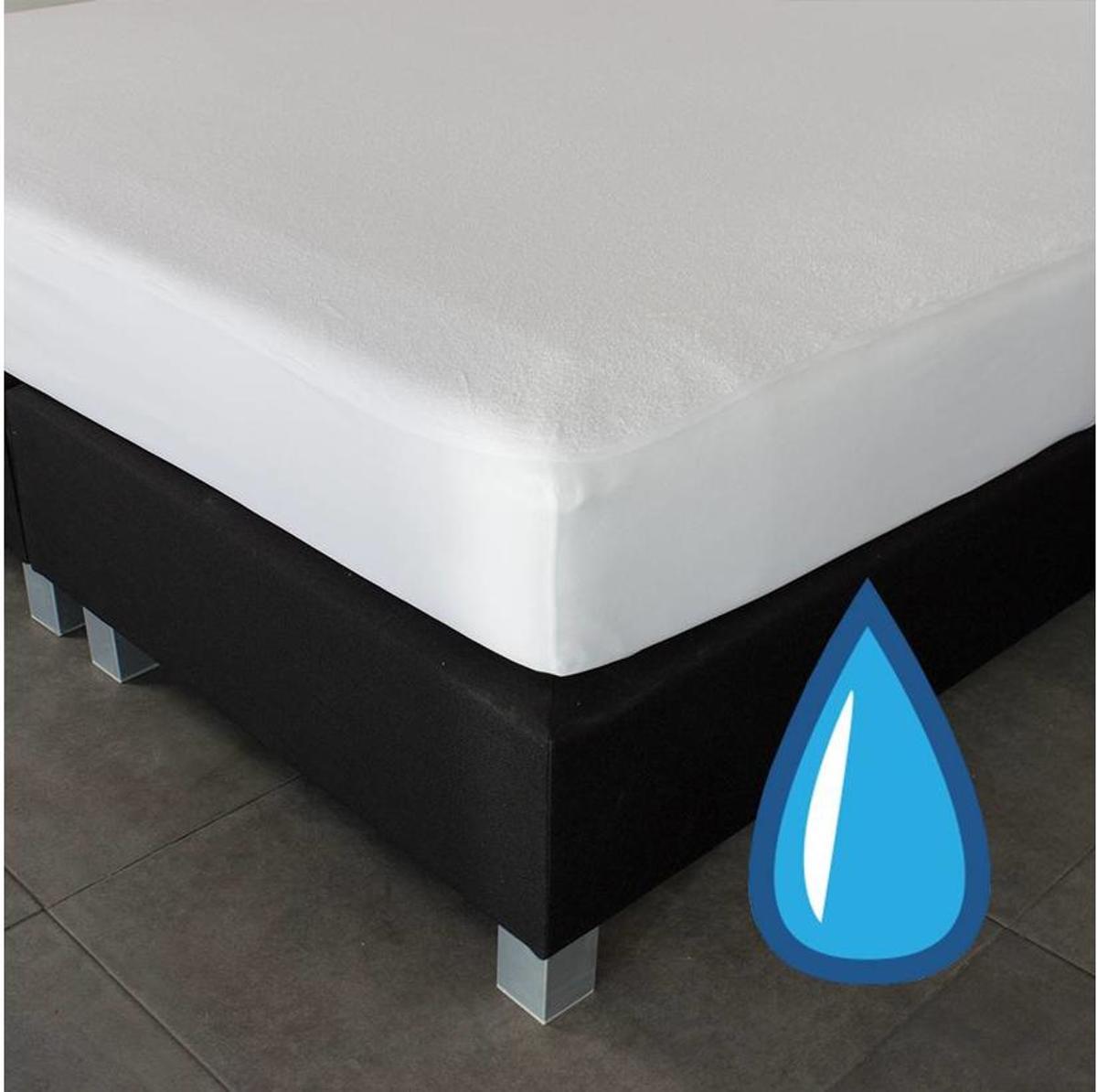 Hoogwaardige Waterdichte Matrasbeschermer 80x200  Houdt Je Matras Als Nieuw  Ademend En Watervast kopen