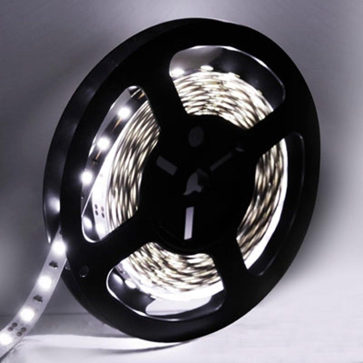 Bare Board Rope Light, Lengte: 5 m, Wit Licht 5630 SMD LED, 30 LED / m kopen
