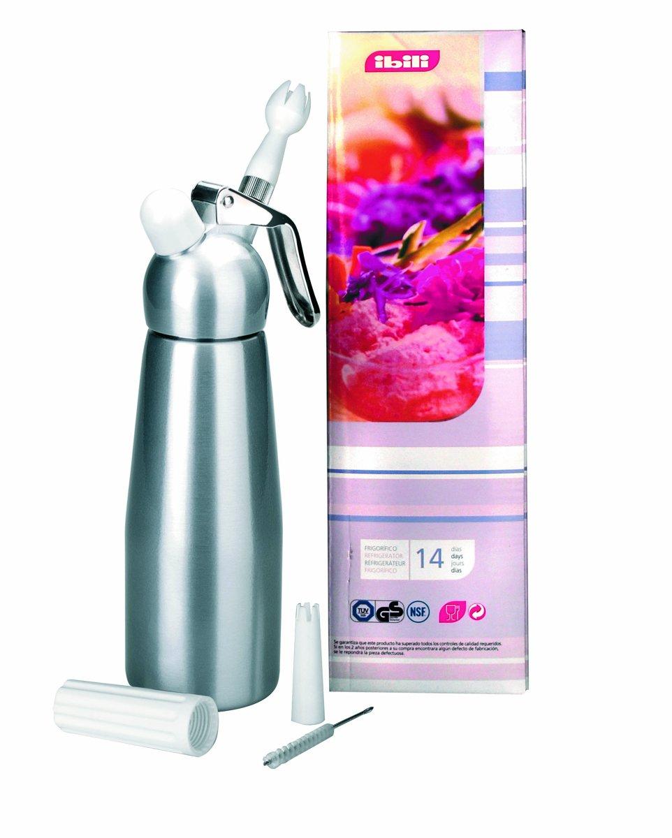 Ibili Slagroomspuit - 0,5 liter kopen