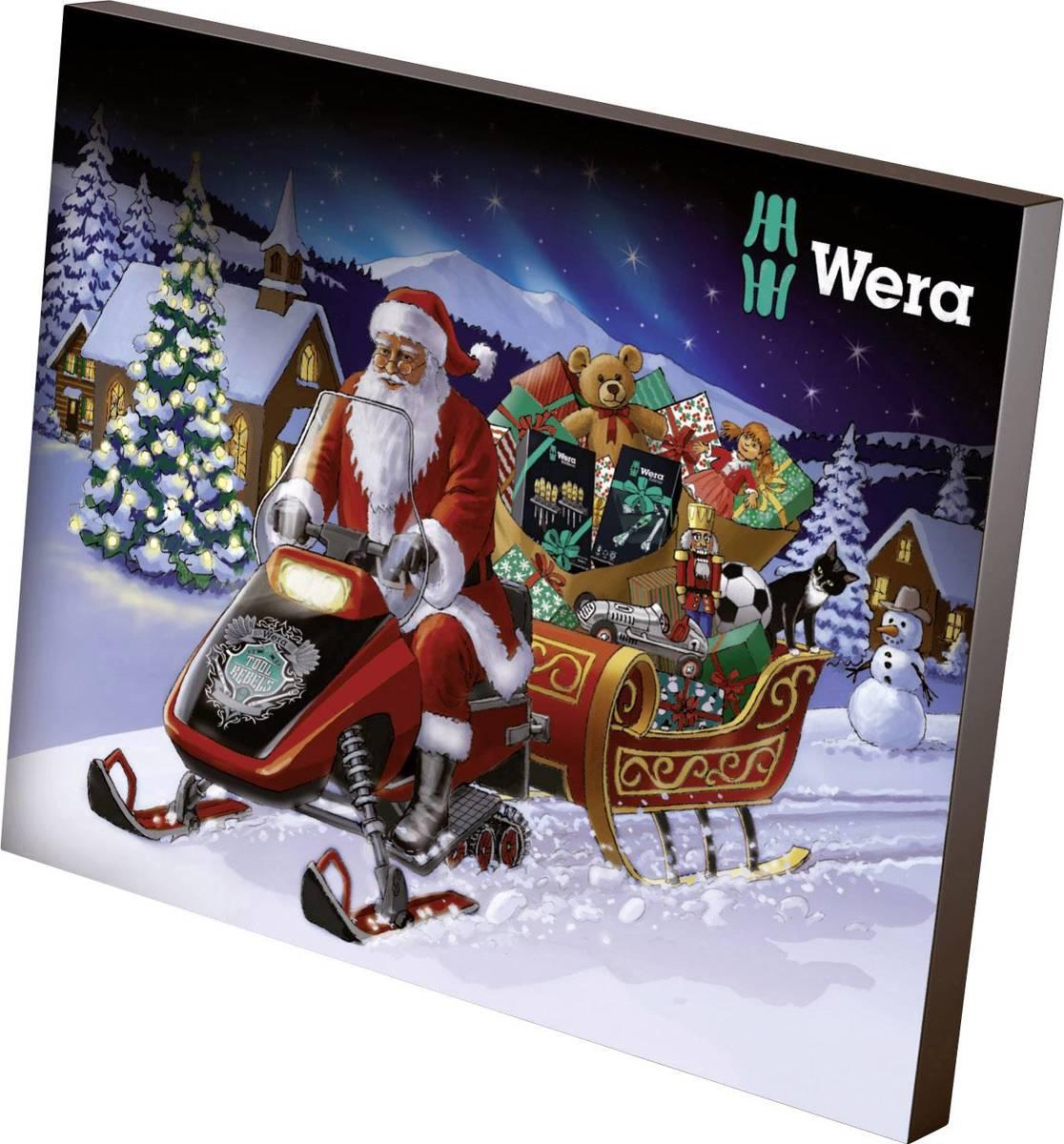 Adventskalender Wera 05136600001 kopen