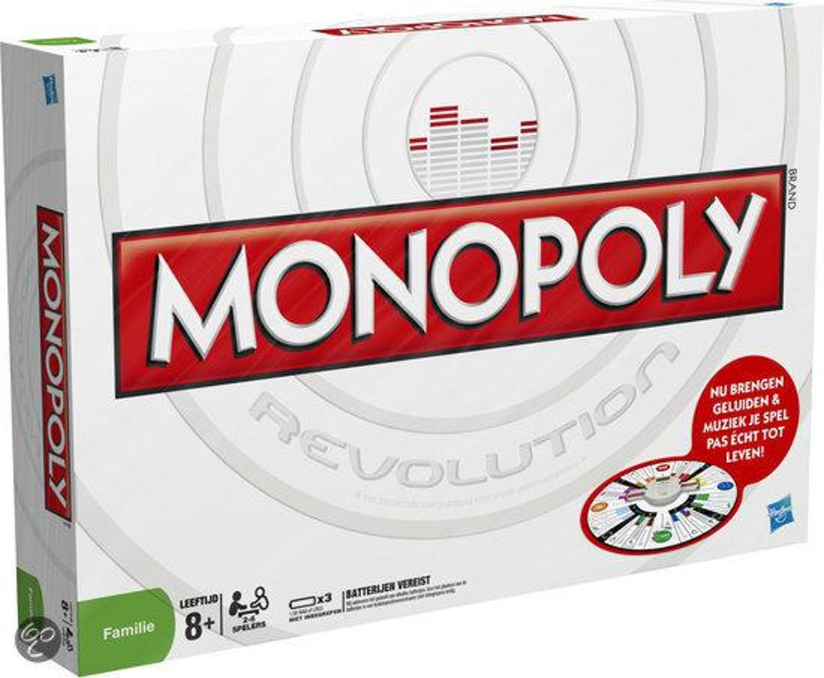Monopoly Revolution - Bordspel