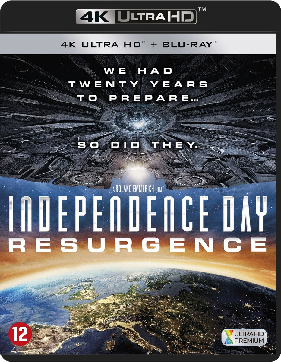 Independence Day - Resurgence (4K Ultra HD Blu-ray)-