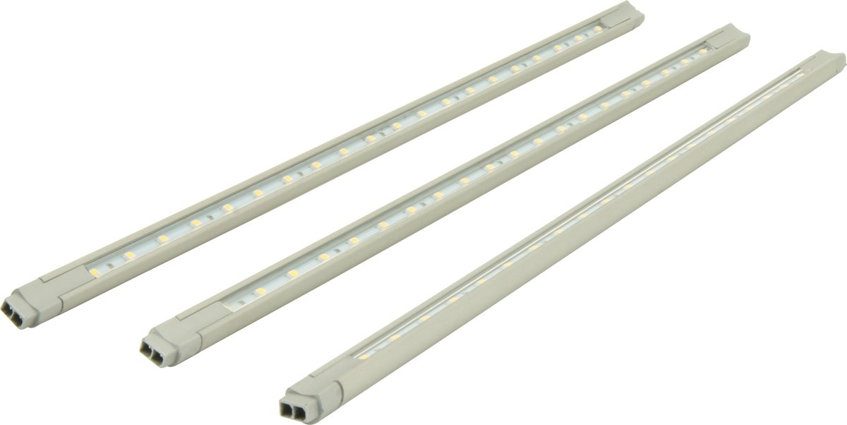 PROLIGHT LED strip alu line - warm wit - 3x39cm kopen