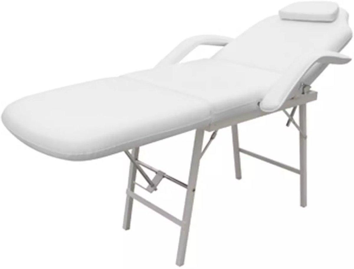Ongebruikt bol.com   VidaXL Behandelstoel Met Verstelbaar Rug en Voetendeel MA-98