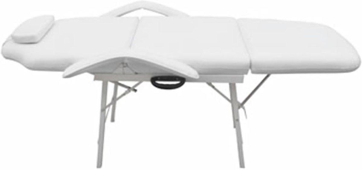Wonderbaar bol.com   VidaXL Behandelstoel Met Verstelbaar Rug en Voetendeel UA-88