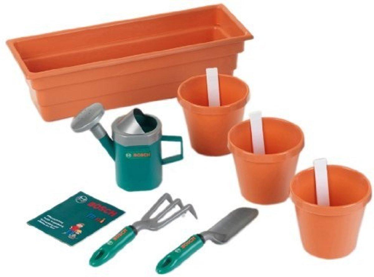 Bosch Speelgoed Plantenset