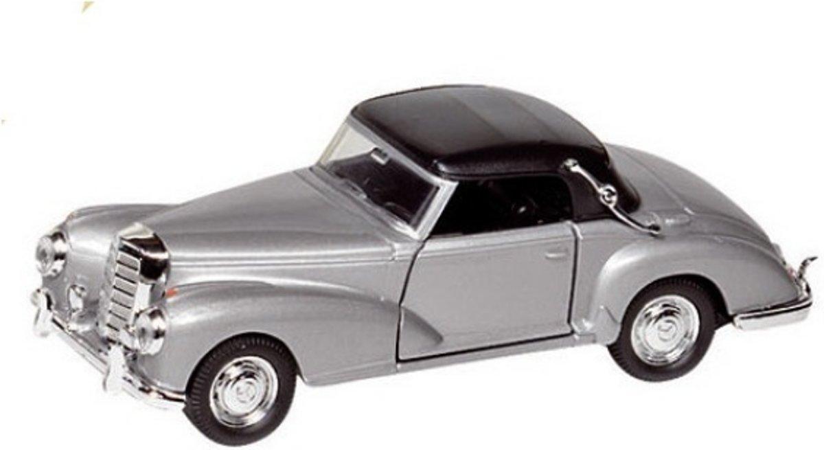 Goki Metalen mercedes-benz 300 s (1955): grijs met dak kopen