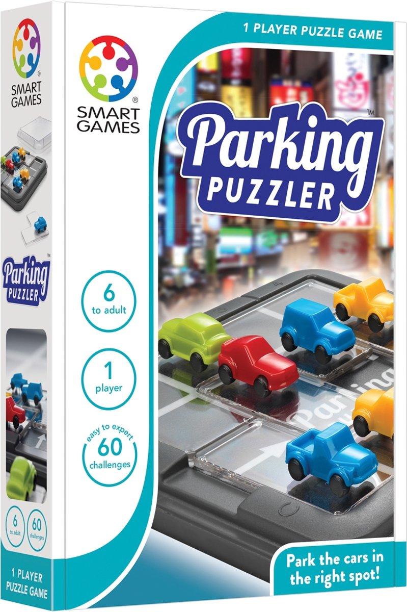 Smart Games Parking Puzzler (60 opdrachten) kopen